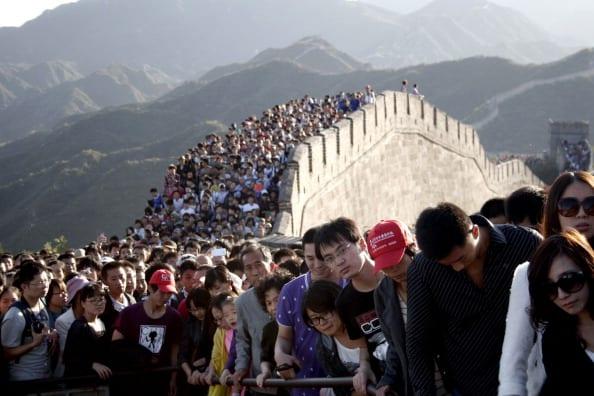 CHINA-NATIONALDAY-TOURISM-HOLIDAYS