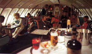 747 Airplane Lounge - 1970's