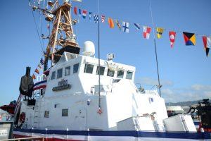 USCGC Galveston island Decommissioning Ceremony