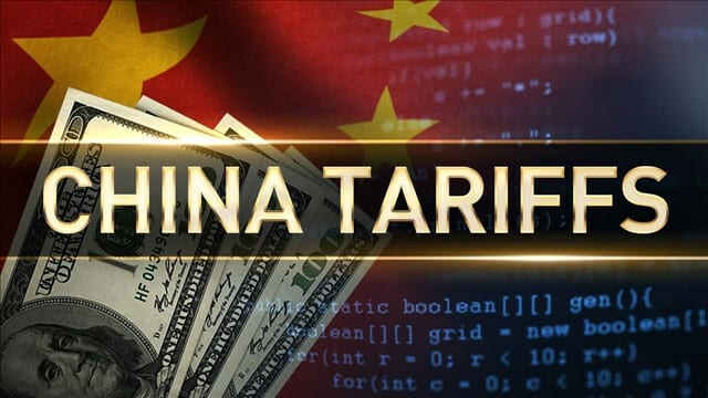 China Tariff Exclusions